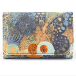 NWT HOBO International Jill Tri-Fold Wallet